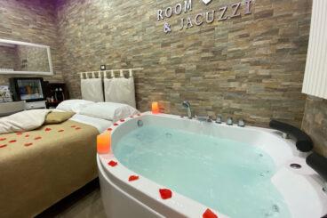 Matrimoniale con vasca idromassaggio - a partire da € 70