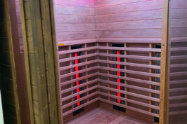 Sauna Triple Therapy