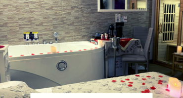 Suite con Spa privata Luxury