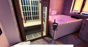 Suite con Spa privata MAXI