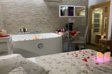 Suite con SPA privata LUXURY- a partire da 100 €